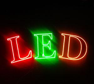 تابلو LED روان