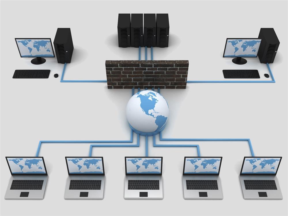 شبکه های کامپیوتری اکتیو و پسیو